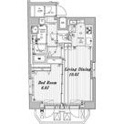 メイクスデザイン品川NORTH / 1LDK(47.19㎡) 部屋画像1