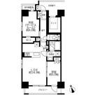 OPEN RESIDENCIA AZABU ROPPONGI / 401 部屋画像1