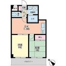 パストラル野沢壱番館 / 2DK(41.08㎡) 部屋画像1