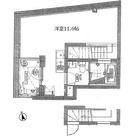 スプレッド(spread) / ワンルーム(39.16㎡) 部屋画像1
