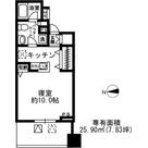 レジディア四谷三丁目 / ワンルーム(25.90㎡) 部屋画像1