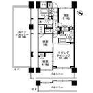 シャンピアグランデ深沢 / 3LDK(63.75㎡) 部屋画像1