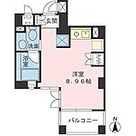 ザ・パームス両国 / ワンルーム(26.79㎡) 部屋画像1