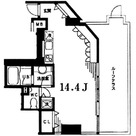 フレッグ自由が丘(FLEG自由が丘) / ワンルーム(36.11㎡) 部屋画像1