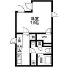 コンポジット上野毛 / 1K(26.81㎡) 部屋画像1