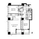 パークキューブ目黒タワー / 1604 部屋画像1