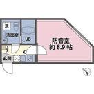 コンポジット荻窪ラシクラス / 1K(25.37) 部屋画像1