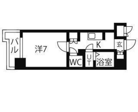 リージア代々木 / 4階 部屋画像1