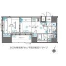 ZOOM新宿南First / 202 部屋画像1