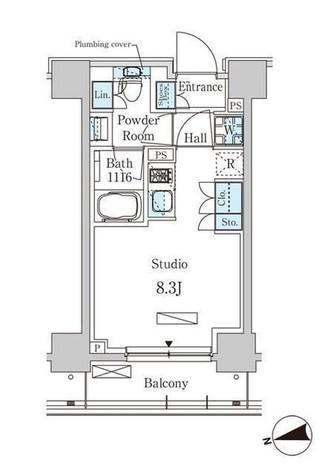 パークアクシス大森レジデンス / 605 部屋画像1
