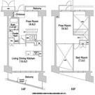 コンフォリア芝浦バウハウス / 3LDK(87.31㎡) 部屋画像1