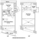 コンフォリア芝浦バウハウス / 3SLDK(86.79㎡) 部屋画像1