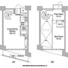 コンフォリア芝浦バウハウス / 2LDK(76.30㎡) 部屋画像1