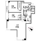 代官山アドレスザ・タワー / 3306 部屋画像1