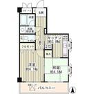 第2ヒラソル上野毛 / 2K(37.54㎡) 部屋画像1