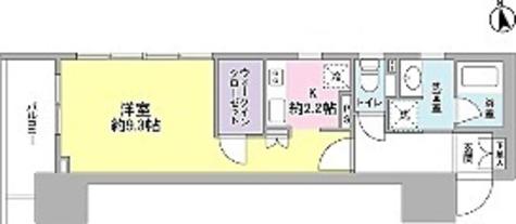 スタイリオ品川中延 / 2階 部屋画像1