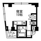 レジディア自由が丘Ⅱ(旧CRレジデンス自由が丘) / ワンルーム(34.43㎡) 部屋画像1