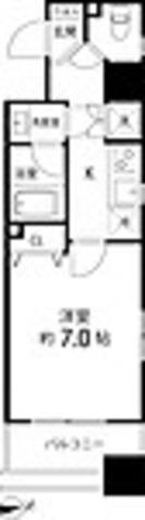 スペーシア秋葉原 / 1K(26.82㎡) 部屋画像1
