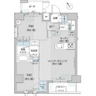 LILAS駒込 / Eタイプ(55.66㎡) 部屋画像1