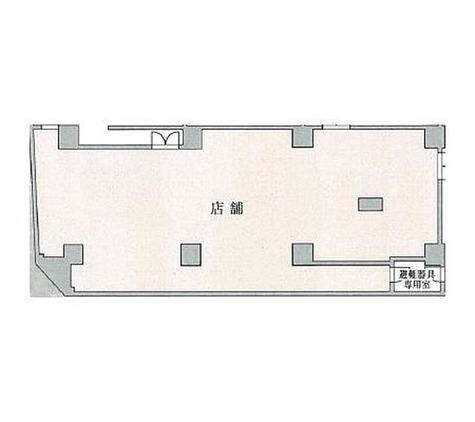 パークアクシス横濱関内スクエア / 事務所(216.21㎡) 部屋画像1