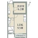 artista(アルティスタ) / 1LDK(38.40㎡) 部屋画像1