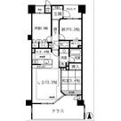 レジディア白壁東 / 2SLDK(75.70㎡) 部屋画像1