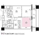 グラン・アベニュー白川公園 / 2LDK(72.38㎡) 部屋画像1