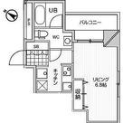 スペーシア町田 / 1K(24.62㎡) 部屋画像1