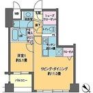 カスタリア茅場町 / 1LDK(45.87㎡) 部屋画像1