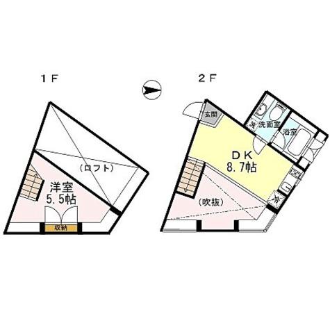 カスタリア恵比寿(旧イプセ恵比寿) / 1DK(33.81㎡) 部屋画像1