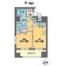 カスタリア新富町 / 1DK(33.20㎡) 部屋画像1
