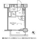 プラウドフラット戸越公園 / Bタイプ 部屋画像1