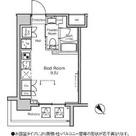 プラウドフラット戸越公園 / Aタイプ 部屋画像1