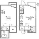 リーガランド西小山 / 1LDK(45.78㎡) 部屋画像1