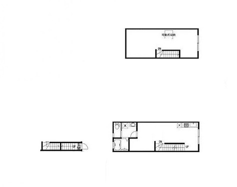 ガイアノイエ祐天寺 / 1LDK(50.52㎡) 部屋画像1