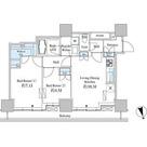 ベルファース芝浦タワー / 2LDK(53.80㎡) 部屋画像1