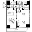 ティモーネ上野の森ノース / 2LDK(52.04㎡) 部屋画像1