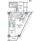 パークハビオ新宿イーストサイドタワー / 2LDK(100.35㎡) 部屋画像1
