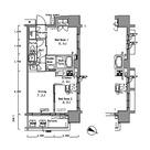 パークアクシス東十条 / 2DK(47.34㎡) 部屋画像1