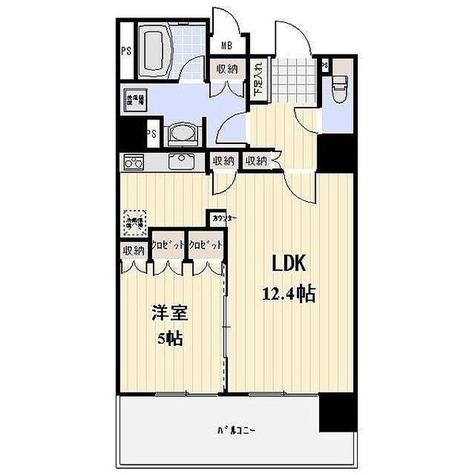 ジョイスコート / 1LDK(47.33㎡) 部屋画像1