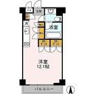 カスタリア目黒鷹番 / Dタイプ(30.84㎡) 部屋画像1