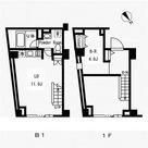 レジディア代々木の杜 / 1LDK(42.59㎡) 部屋画像1