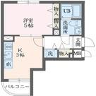 ウインベルデュエット恵比寿第2 / 1K(31.07㎡) 部屋画像1