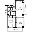 エイペックス上池台 / 2LDK(53.90㎡) 部屋画像1