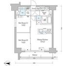アーバネックス南品川 / 2LDK(41.65㎡) 部屋画像1