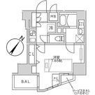 セリシエ松濤 / 1K(25.38㎡) 部屋画像1