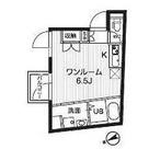 レピュア三軒茶屋South・North / 1K(20.15㎡) 部屋画像1