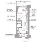 レックスガーデン神楽坂北町 / Bタイプ(26.08㎡) 部屋画像1