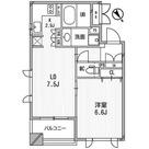 クリオ渋谷ラ・モード / 1LDK(40.12㎡) 部屋画像1