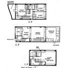 碑文谷ガーデン / 4LDK(210.19㎡) 部屋画像1
